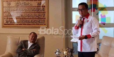 Menpora Imam Nahrawi Diduga Meminta Fee Sebesar Rp11,8 Miliar dan Rp14,7 Miliar