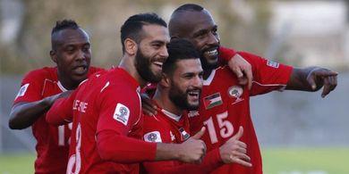 Ketika Satu Pertandingan Tim Palestina Menggambarkan Kemerdekaan Atas Bangsa Mereka