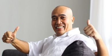 Kabar Duka, Salah Satu Manusia Tercepat Indonesia Meninggal Dunia