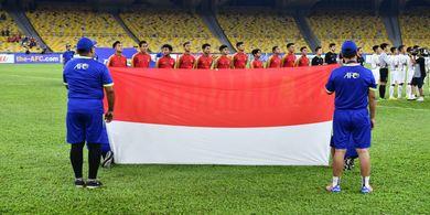 Timnas U-16 Indonesia Satu Grup dengan China di Kualifikasi Piala Asia U-16 2020