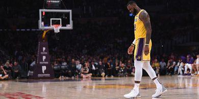 Hasil NBA 2018-2019 - Lakers Gagal ke Playoff Selama 6 Musim Beruntun