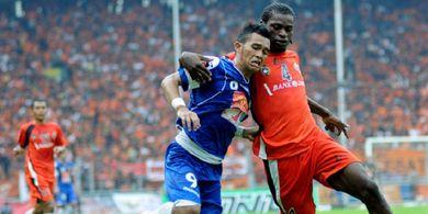 Inilah Deretan Duo Bek Hebat Persija Jakarta Sejak Musim 2006
