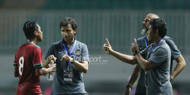 Di Timnas U-16 Indonesia, Bima Sakti Adopsi Gaya Melatih Luis Milla