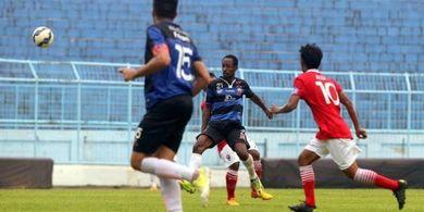 Piala AFC - Bersaing dengan Bintang Vietnam, Pemain Indonesia Ini Masuk dalam Nominasi 5 Best Free-kick