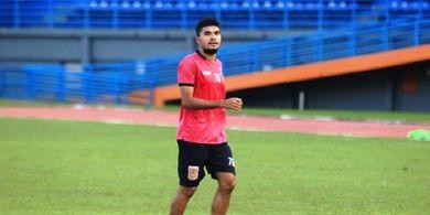 Libur Kompetisi, Gelandang Borneo FC Sesalkan Tak Ada Bonus Lagi Ketika Menang Laga