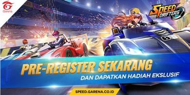 Garena Indonesia Siap Rilis Game Balap Masa Kini Bernama Speed Drifters