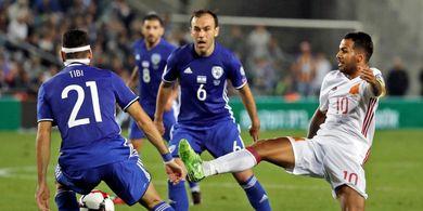 Israel, Sebagai Sebuah Tim yang Hilang dari Kancah Sepak Bola Asia