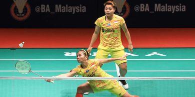 Greysia/Apriyani Melaju ke Babak Kedua Indonesia Masters 2019