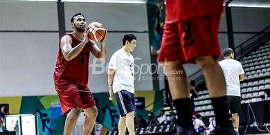 Jadwal Masih Belum Pasti, Timnas Basket Indonesia Pulangkan Pemain