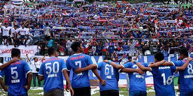 Arema Indonesia Melaju dengan Mantap di Liga 3 Jatim 2018