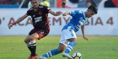 Febri Hariyadi Klaim Siap Mental dan Fisik saat Persib Uji Coba Kontra Melaka United