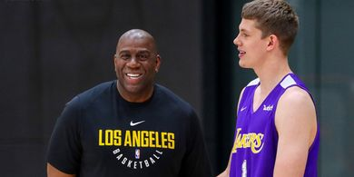 Kata Magic Johnson Usai Mundur dari Posisi Eksekutif LA Lakers