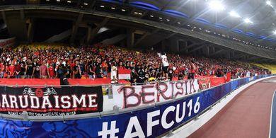 PSSI Diminta Lapor ke FIFA Soal Kejadian Penusukan Suporter Indonesia