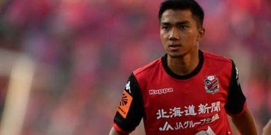 Jersey Pemain Timnas Thailand Laris Manis di Klub Jepang