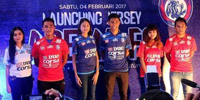 Sekaligus Uji Coba Lawan Barito Putera, Ini Harga Tiket Launching Arema FC