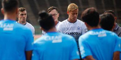 Timnas Kamboja Tunjuk Pelatih Baru Asal Jepang Jelang Lanjutan Kualifikasi Piala Dunia 2022