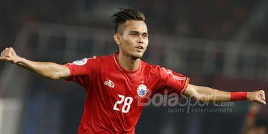 Bek Ini Jadi Ganti Rezaldi Hehanussa di Persija untuk Piala AFC 2019