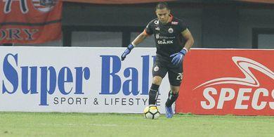 Andritany Ardhiyasa Pasrah Persija Gagal Lolos di Piala AFC 2019