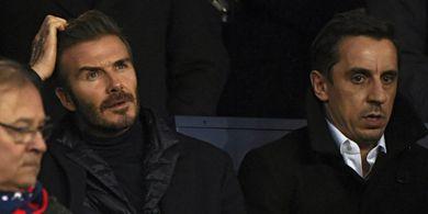 Bertemu Khabib Nurmagomedov Secara Langsung, Begini Komentar David Beckham