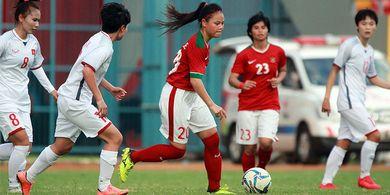 Target Timnas Indonesia Wanita Dibawah Asuhan Rudy Eka Priyambada
