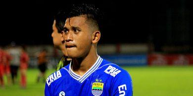 Bek Persib Bandung Gabung Pemusatan Latihan Timnas U-22 Indonesia