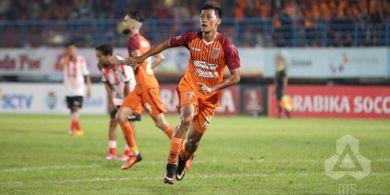 Borneo FC Menang Tipis atas PSS Sleman di Piala Indonesia 2018