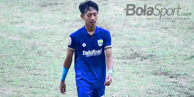 Beckham Siap Arungi Liga 1 2019 bersama Persib Bandung