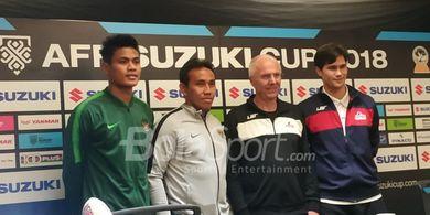 Shin Tae-yong Tepikan 3 Kapten Timnas Indonesia, Hanya Bek Madura United Paling Berpengalaman Jadi Pemimpin