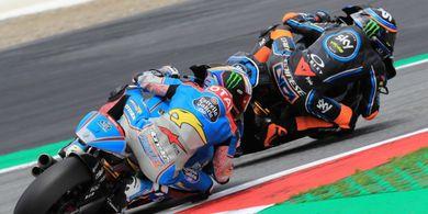 Klasemen Sementara Moto2 2019 - Cetak Hat-trick, Alex Marquez Ambil Alih Posisi Puncak