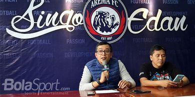 Manajemen Arema FC Tanggapi Tudingan Pengaturan Skor di Acara Mata Najwa