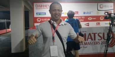 Rexy Mainaky Ungkap Latihan Tim Bulu Tangkis Thailand di Tengah Pandemi Covid-19 dengan Bantuan Jam Tangan