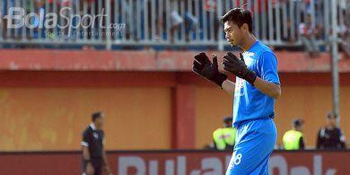 Madura United Lakukan Pergantian Kiper Jelang Hadapi Semen Padang
