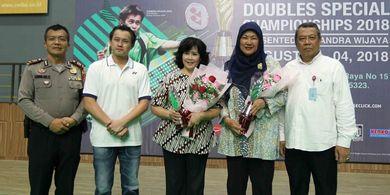 Jaminan Menpora, Tanggung Biaya Pengobatan Juara Dunia 1980 Verawati Fajrin
