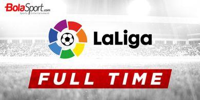 Hasil dan Klasemen Liga Spanyol - Real Madrid Kalah, Barcelona ke Puncak Klasemen
