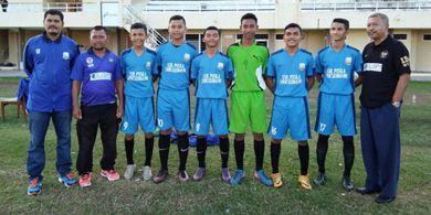 Inilah 6 Pemain SSB Posila Lhokseumawe Aceh U-14 yang Dipanggil oleh Tim Pelajar U-15