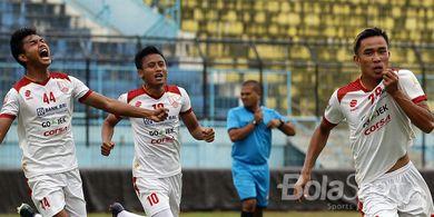 Mantan Pemain Persib Ini Diselamatkan Persis dan Kini Berakhir di Sriwijaya FC