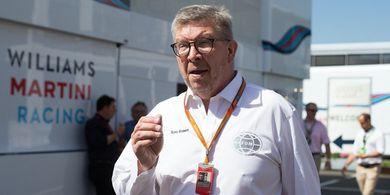 Ross Brawn Khawatir Muncul Pasien Positif Covid-19 pada Formula 1