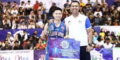 Andakara Prastawa Juarai Kontes Tripoin IBL Pertamax All-Stars 2019