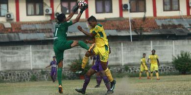 Bogor FC Perkokoh Posisi Usai Menang atas PSGC