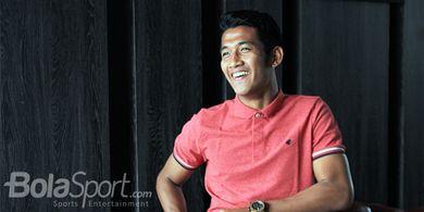 Putu Gede Tak Risau akan Tekanan dari Suporter Bali United