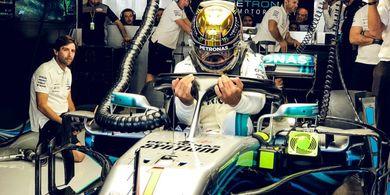 Siap Maksimal, Masalah Mercedes Musim Lalu Sudah Bisa Diatasi