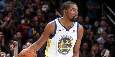 Brooklyn Nets Dapatkan Kevin Durant, 2 Pemain Bintang Siap Menyusul