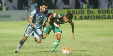 Bek Sayap Jebolan Liga Paraguay Ungkap Target di Persis Solo