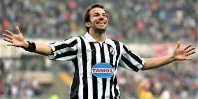 Alessandro Del Piero Sebut Mohamed Salah sebagai 'Dewa'
