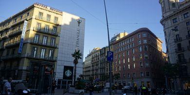 Surat dari Barcelona, Satu Hari di Blaugrana