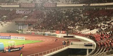Ultras Garuda Nyatakan Sikap Soal Penangkapan 3 Suporter Indonesia oleh Polisi Malaysia