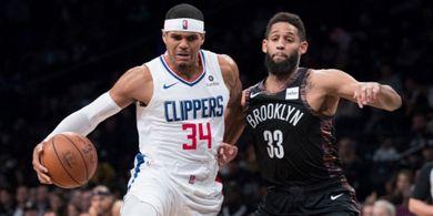 Tobias Harris Bakal Pindah dari LA Clippers ke Philadelphia 76ers?
