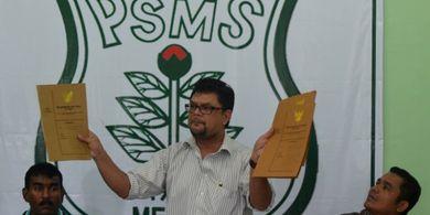PSMS Medan Tak Masalah Kompetisi Nanti Tanpa Degradasi Tapi...