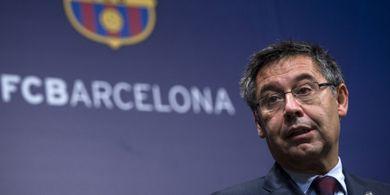 Di Tengah Pandemi Corona, Internal Barcelona Malah Saling Serang
