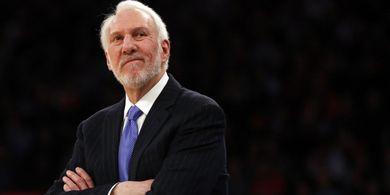 Gregg Popovich Sebut FIBA World Cup 2019 Jadi Tantangan Serius Tim AS